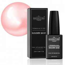 Builder gel pink masque