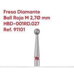 Fresa diamante