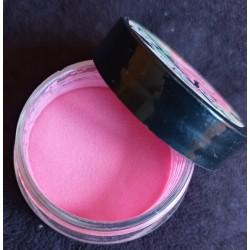 Polvo acrílico rosa