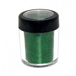 glitter verde oscuro