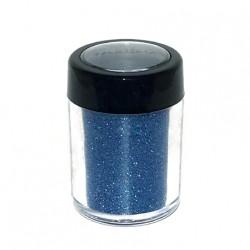 Glitter azul marino