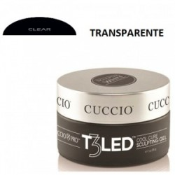 Gel autonivelable transparente